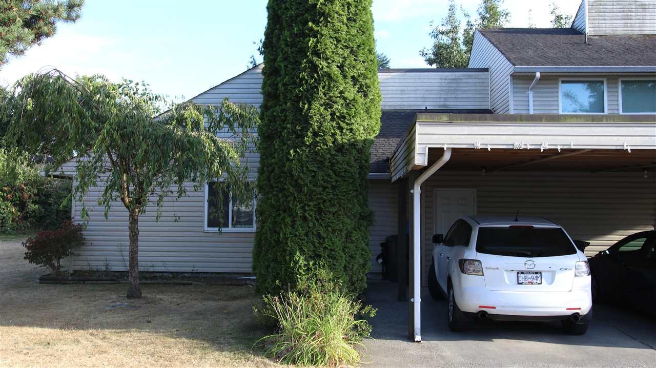 Townhouse at 18 3030 TRETHEWEY STREET, Unit 18, Abbotsford, British Columbia. Image 2