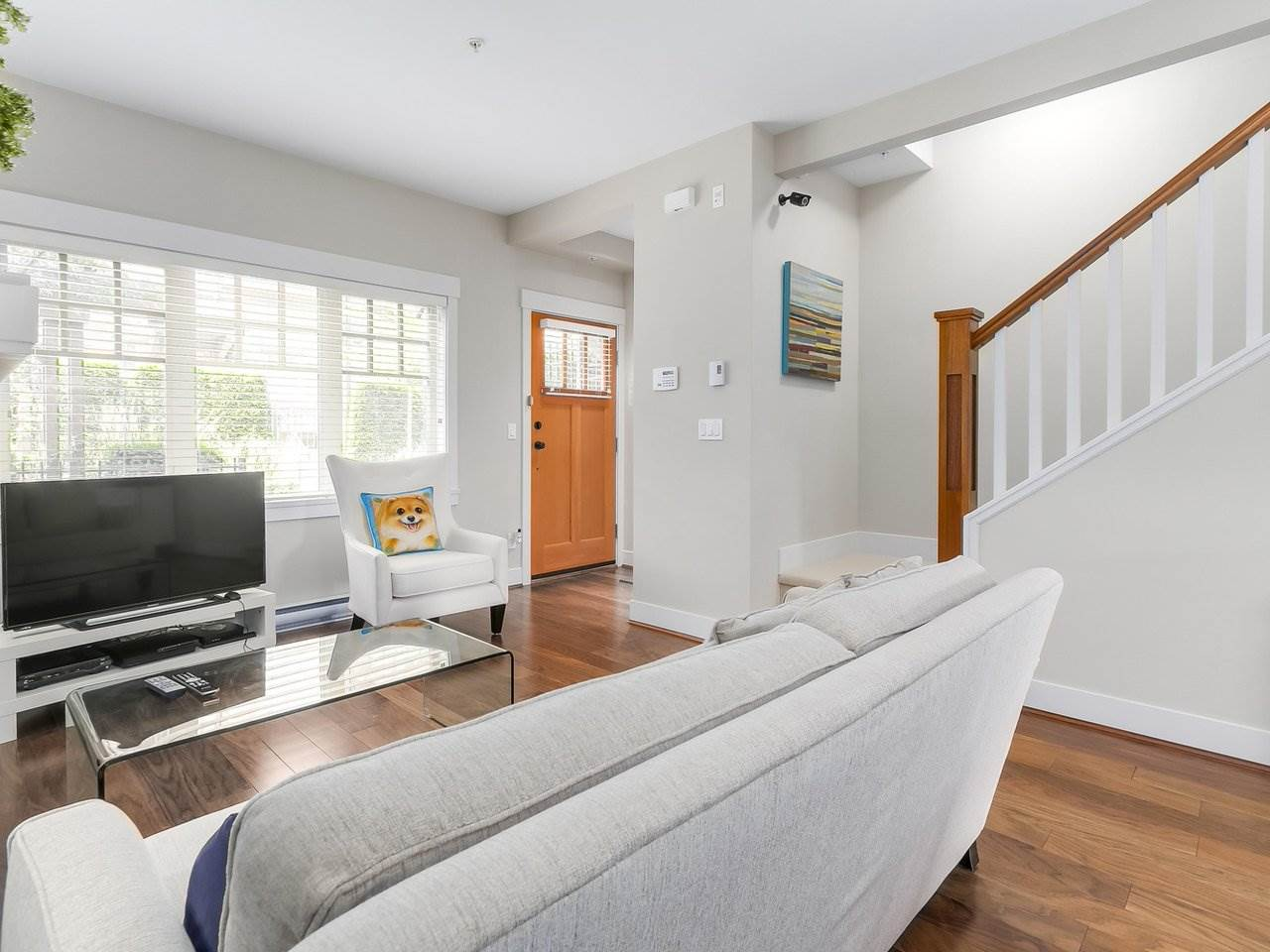 Townhouse at 5926 OAK STREET, Vancouver West, British Columbia. Image 3