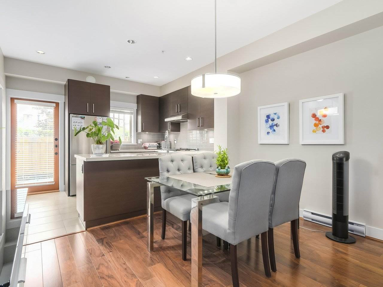 Townhouse at 5926 OAK STREET, Vancouver West, British Columbia. Image 6