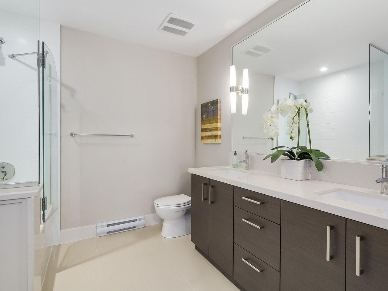 Townhouse at 5926 OAK STREET, Vancouver West, British Columbia. Image 12