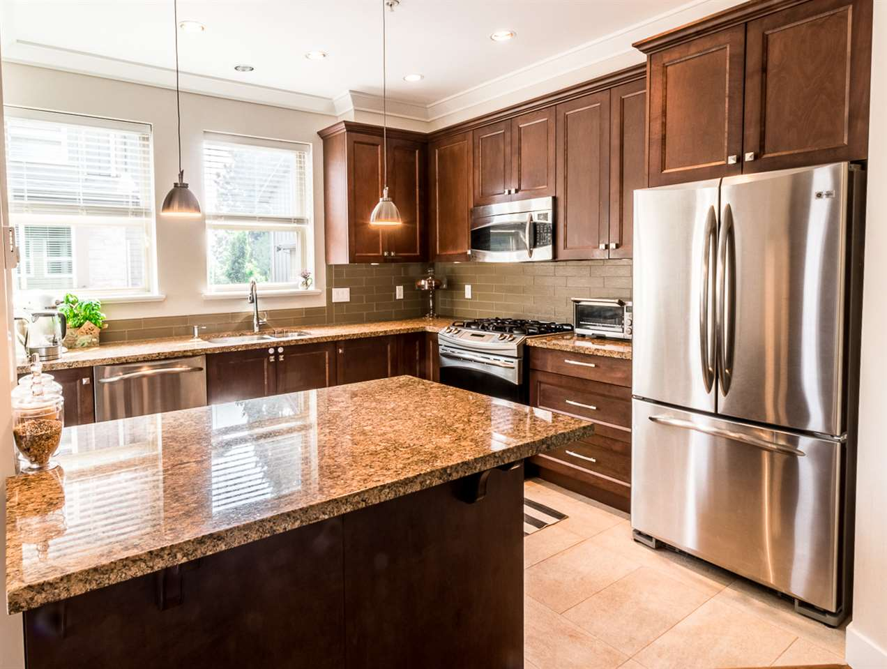 Townhouse at 24 897 PREMIER STREET, Unit 24, North Vancouver, British Columbia. Image 2