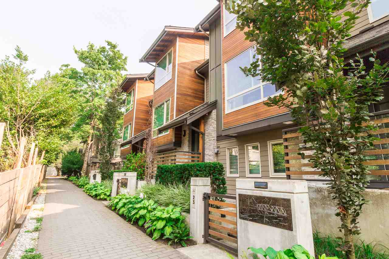 Townhouse at 24 897 PREMIER STREET, Unit 24, North Vancouver, British Columbia. Image 16