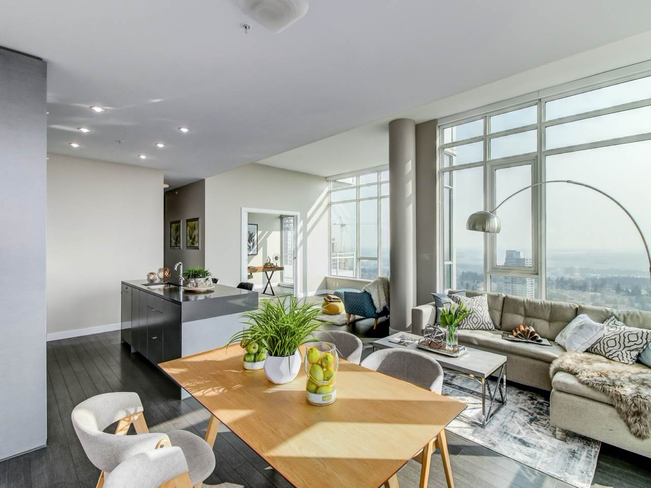 Condo Apartment at 4302 4508 HAZEL STREET, Unit 4302, Burnaby South, British Columbia. Image 2