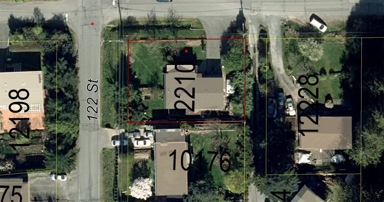 Detached at 12210 102 AVENUE, North Surrey, British Columbia. Image 1