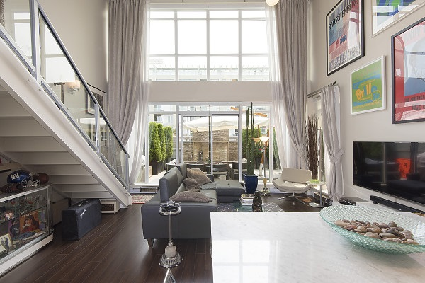Condo Apartment at 311 429 W 2ND AVENUE, Unit 311, Vancouver West, British Columbia. Image 3