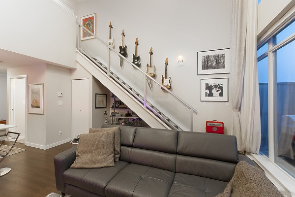 Condo Apartment at 311 429 W 2ND AVENUE, Unit 311, Vancouver West, British Columbia. Image 8