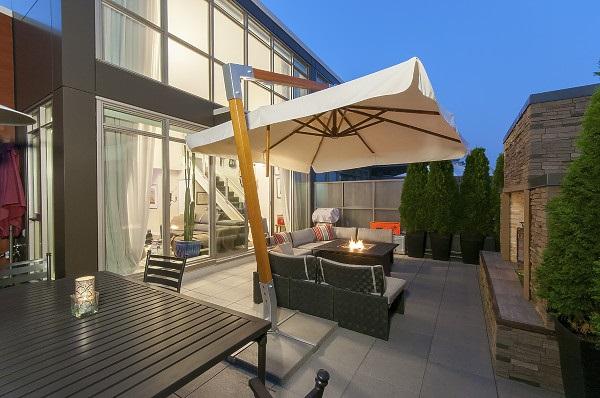 Condo Apartment at 311 429 W 2ND AVENUE, Unit 311, Vancouver West, British Columbia. Image 13