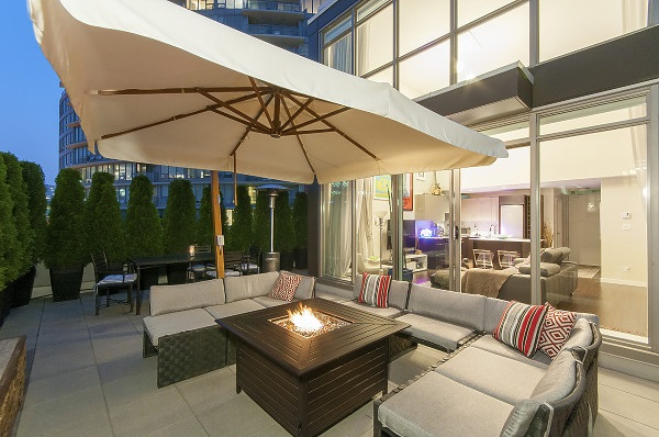Condo Apartment at 311 429 W 2ND AVENUE, Unit 311, Vancouver West, British Columbia. Image 17