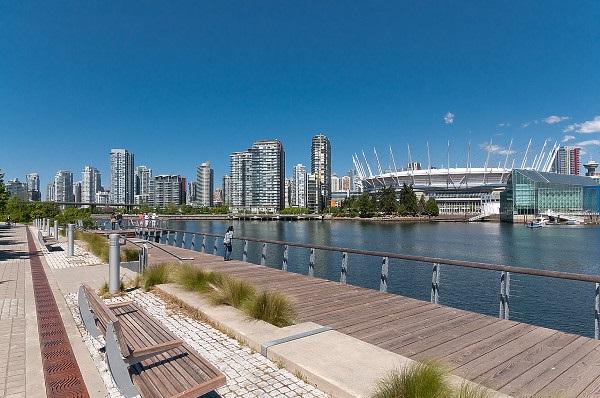 Condo Apartment at 311 429 W 2ND AVENUE, Unit 311, Vancouver West, British Columbia. Image 20