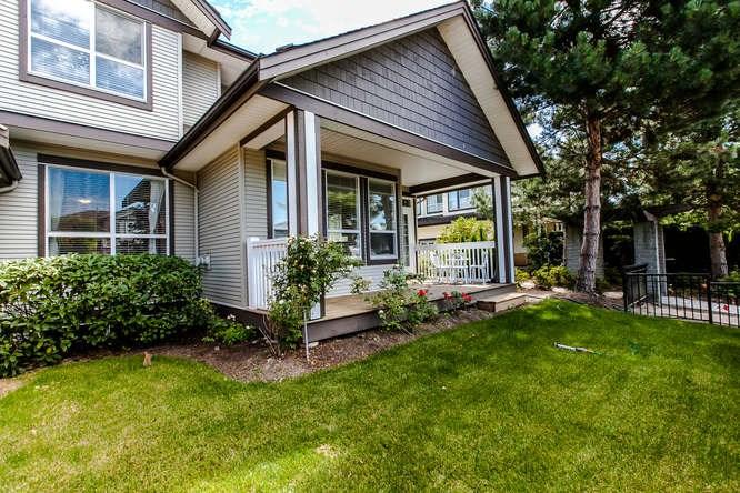 Townhouse at 6 8250 158 STREET, Unit 6, Surrey, British Columbia. Image 2