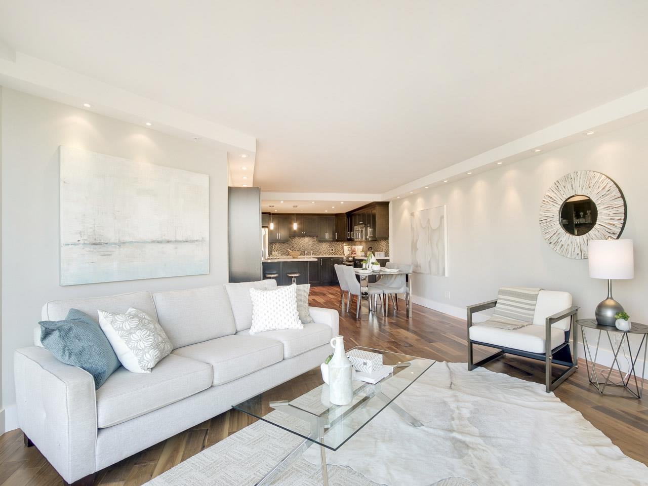Condo Apartment at 1005 1450 PENNYFARTHING DRIVE, Unit 1005, Vancouver West, British Columbia. Image 2