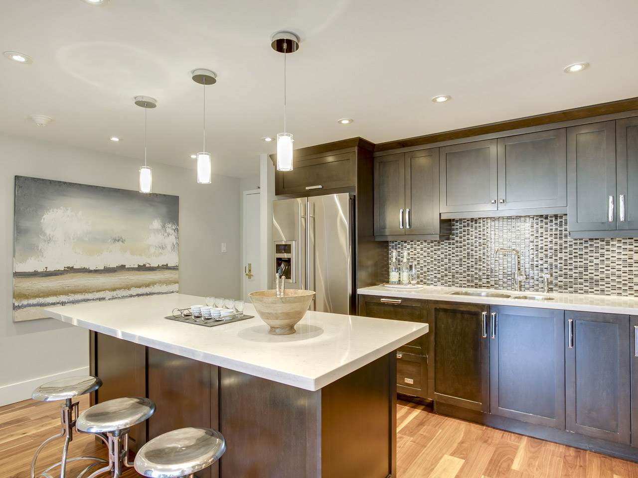 Condo Apartment at 1005 1450 PENNYFARTHING DRIVE, Unit 1005, Vancouver West, British Columbia. Image 5