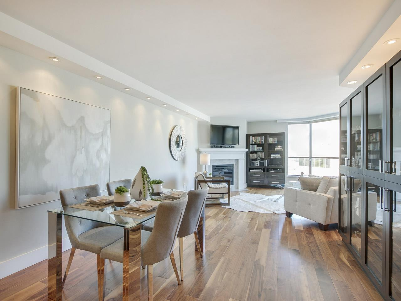 Condo Apartment at 1005 1450 PENNYFARTHING DRIVE, Unit 1005, Vancouver West, British Columbia. Image 7