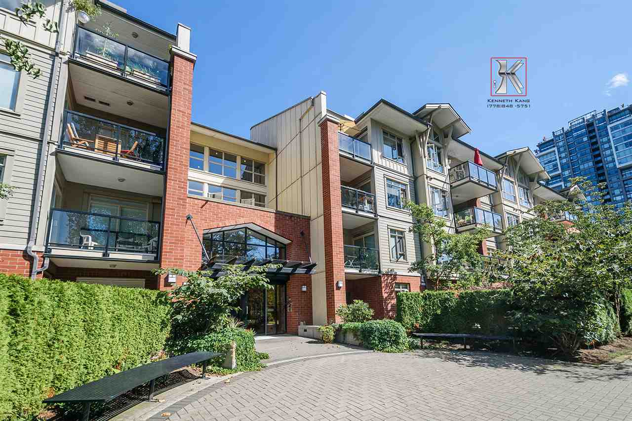 Condo Apartment at 201 100 CAPILANO ROAD, Unit 201, Port Moody, British Columbia. Image 1