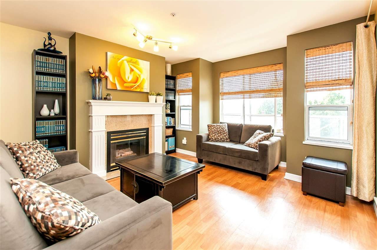 Condo Apartment at 314 6475 CHESTER STREET, Unit 314, Vancouver East, British Columbia. Image 4