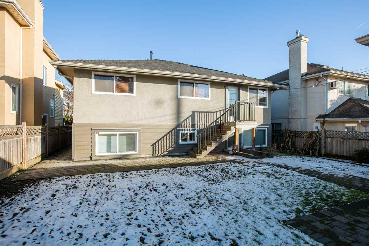 Detached at 7899 HEATHER STREET, Vancouver West, British Columbia. Image 14