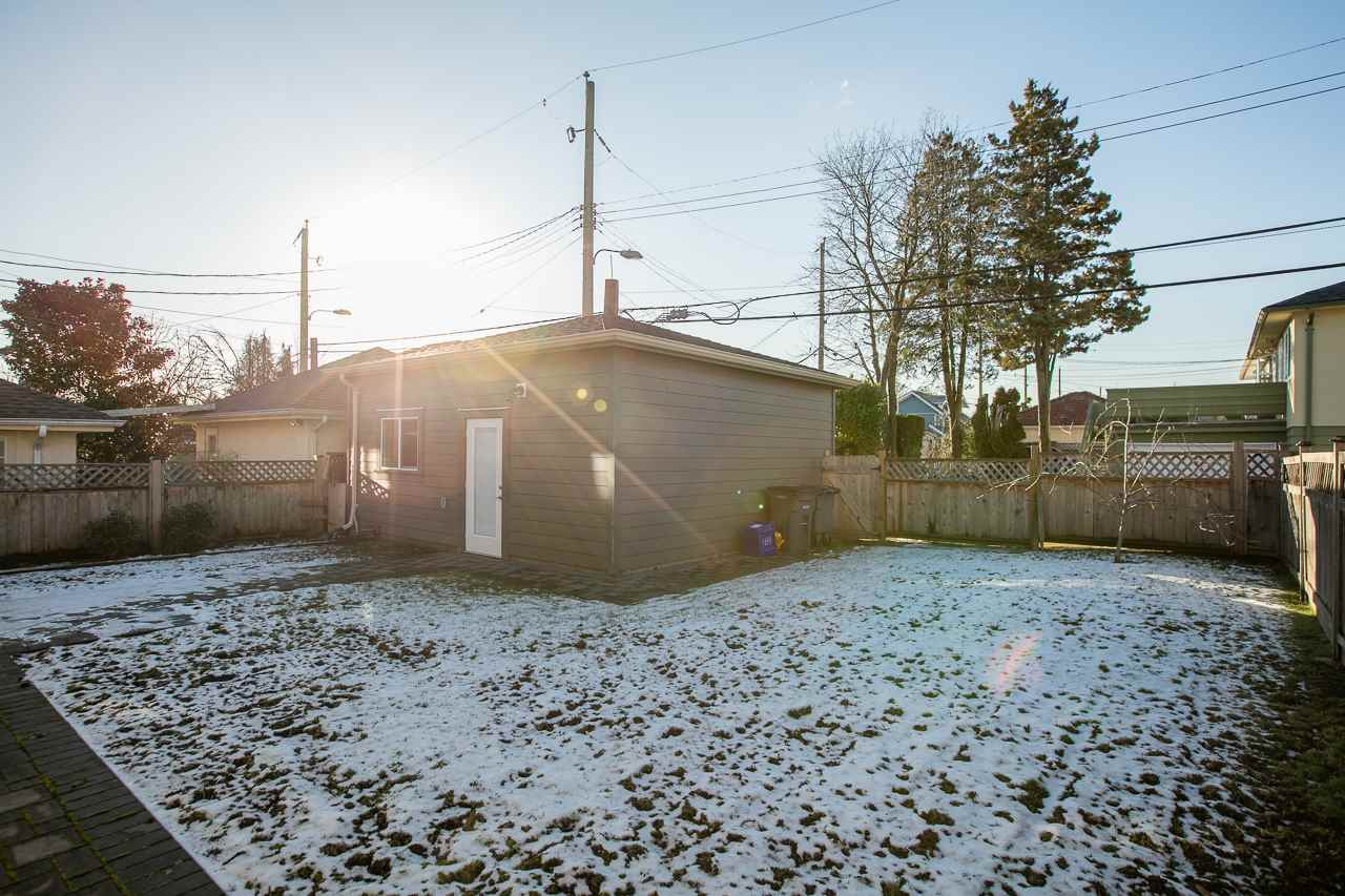 Detached at 7899 HEATHER STREET, Vancouver West, British Columbia. Image 15