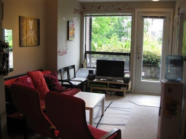 Townhouse at 18 1863 WESBROOK MALL, Unit 18, Vancouver West, British Columbia. Image 7