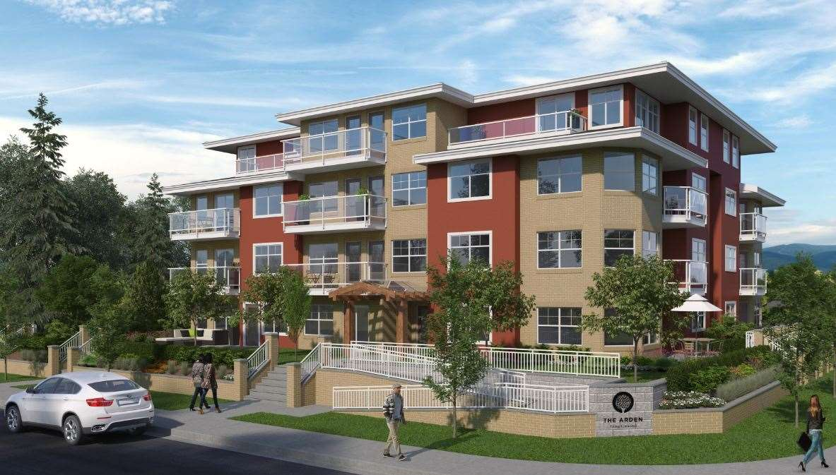 Condo Apartment at 205 1990 WESTMINISTER AVENUE, Unit 205, Port Coquitlam, British Columbia. Image 1