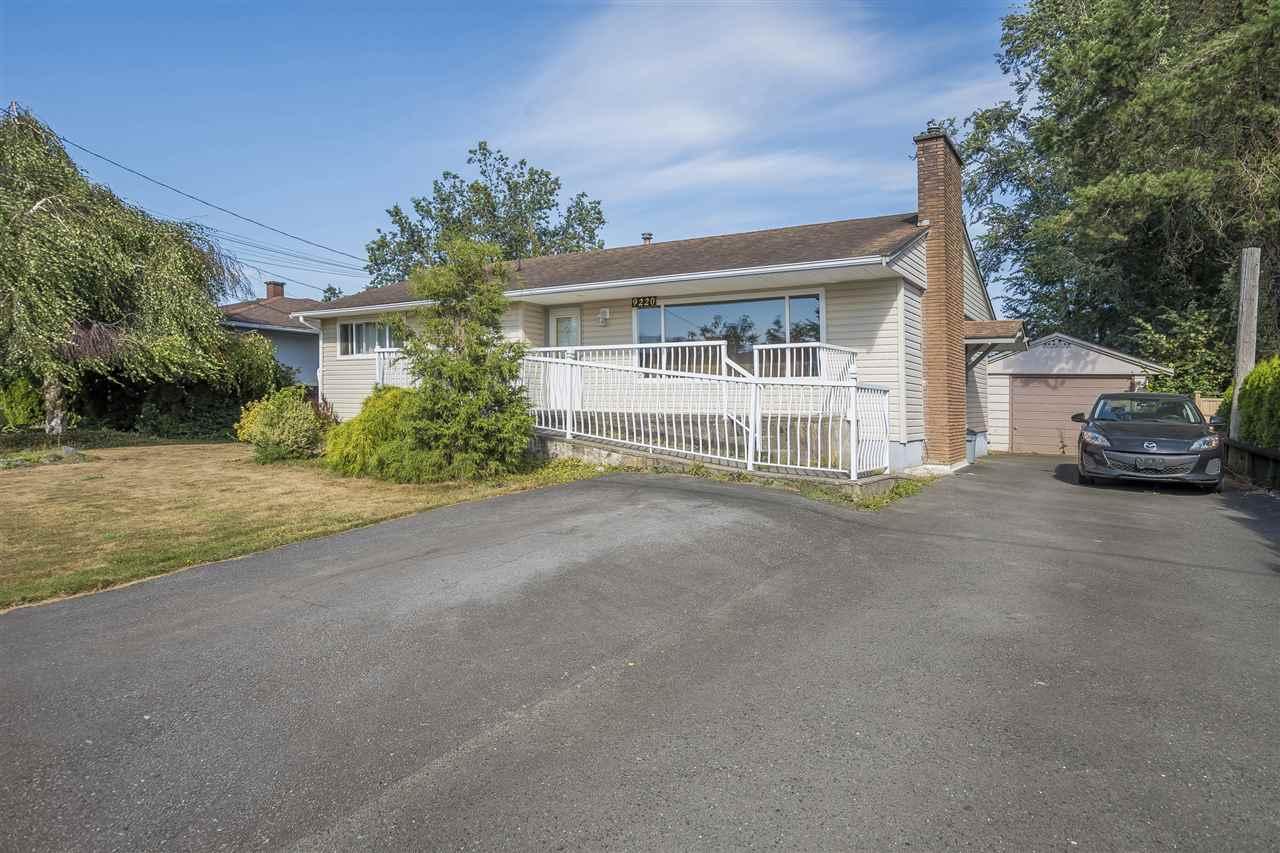 Detached at 9220 CARLETON STREET, Chilliwack, British Columbia. Image 1