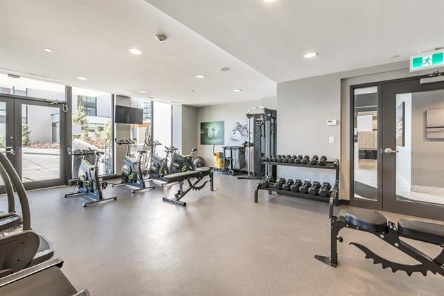 Condo Apartment at 2201 5628 BIRNEY AVENUE, Unit 2201, Vancouver West, British Columbia. Image 18