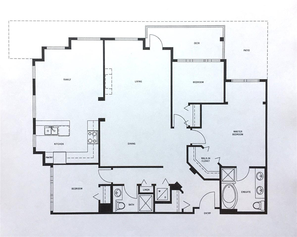 Condo Apartment at 5409 5111 GARDEN CITY ROAD, Unit 5409, Richmond, British Columbia. Image 7