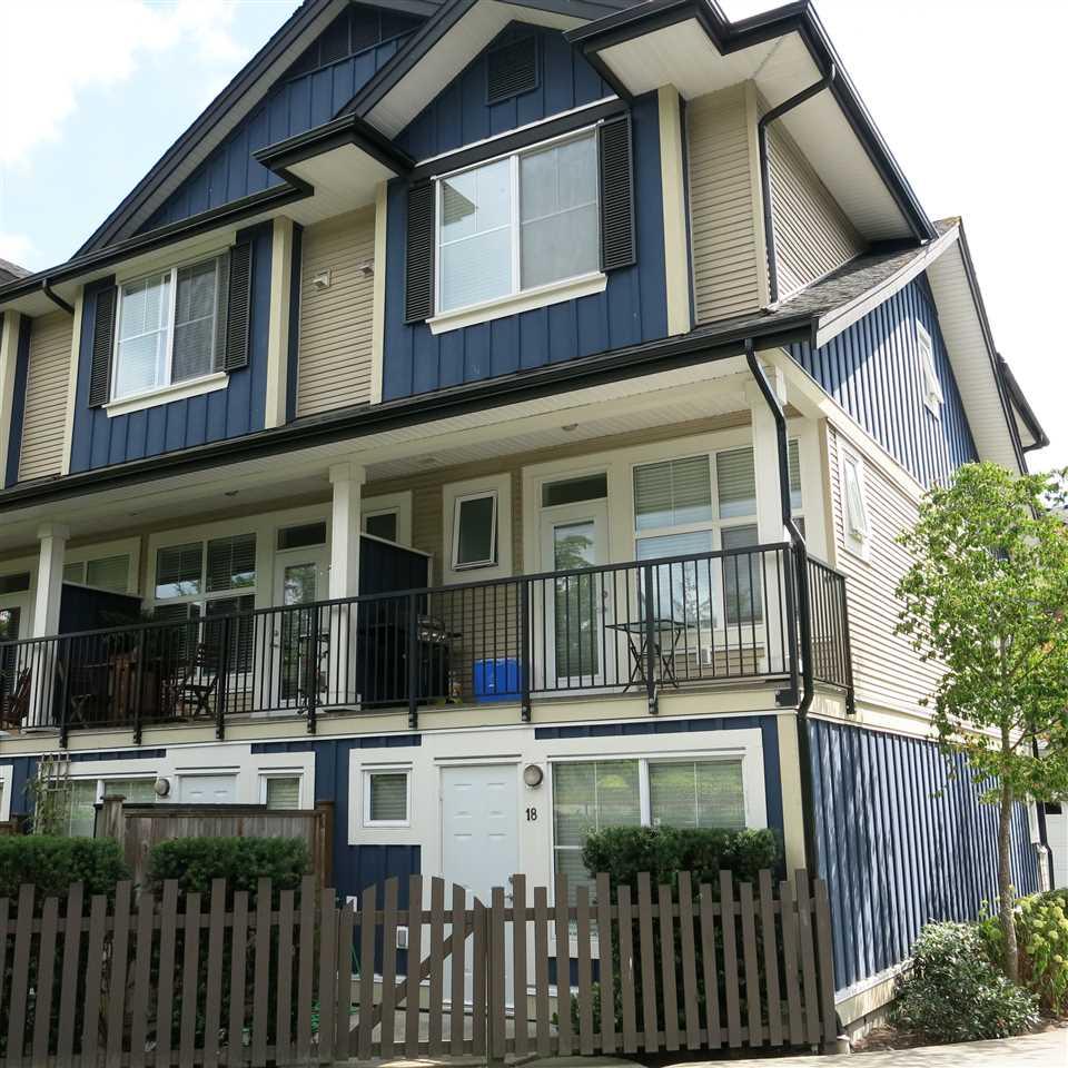 Townhouse at 18 18211 70 AVENUE, Unit 18, Cloverdale, British Columbia. Image 7