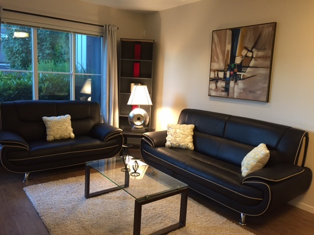 Condo Apartment at 102 210 LEBLEU STREET, Unit 102, Coquitlam, British Columbia. Image 1