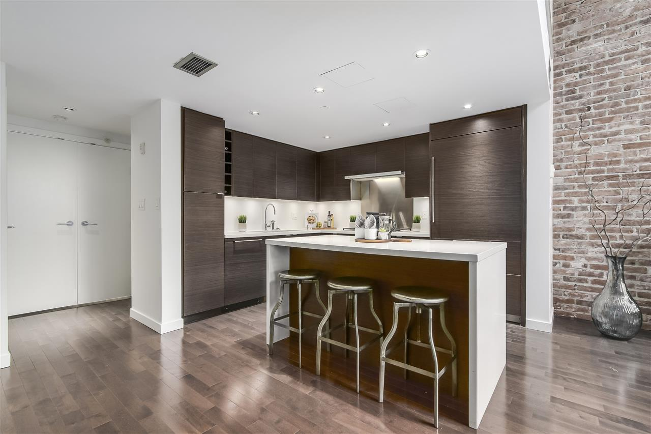 Condo Apartment at 102 1241 HOMER STREET, Unit 102, Vancouver West, British Columbia. Image 7