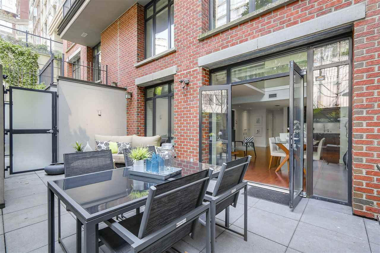 Condo Apartment at 102 1241 HOMER STREET, Unit 102, Vancouver West, British Columbia. Image 17