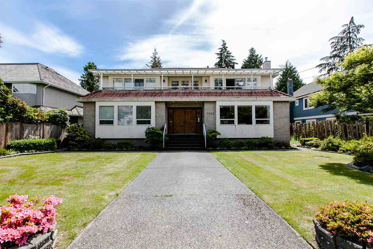 Detached at 3662 W 49TH AVENUE, Vancouver West, British Columbia. Image 1