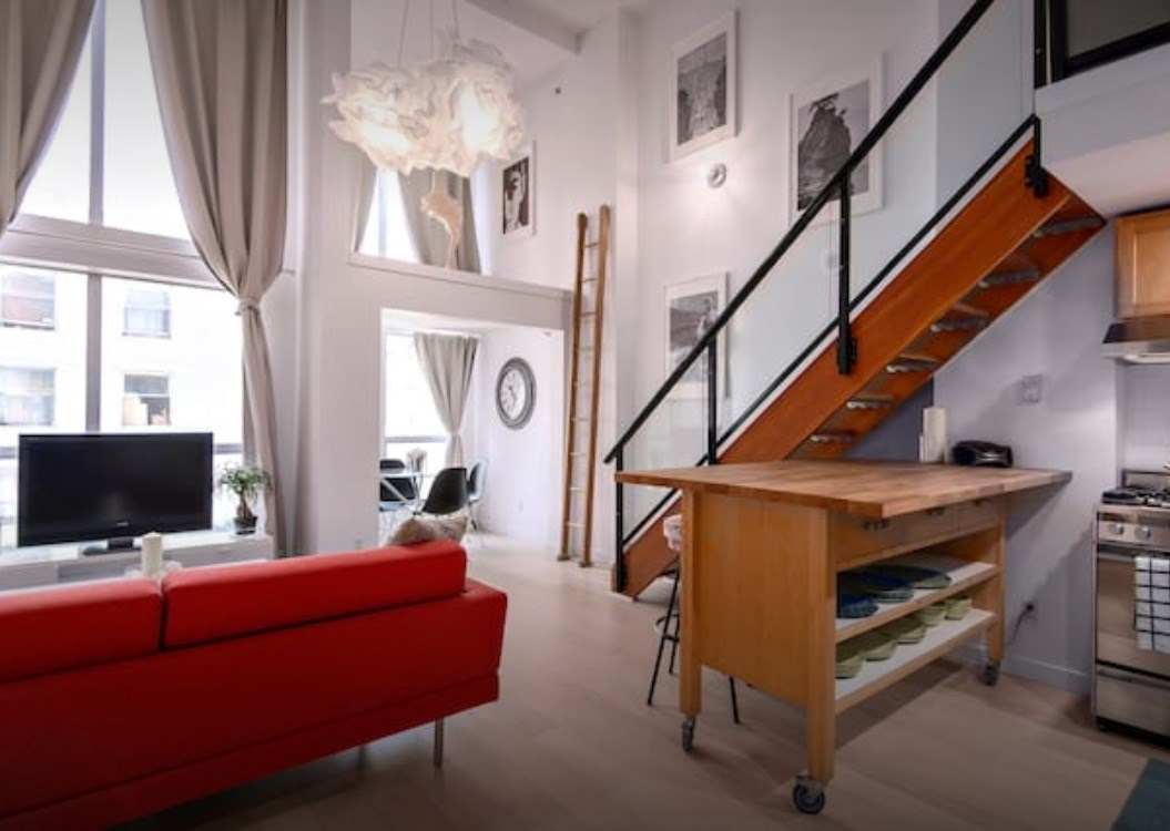 Condo Apartment at 302 933 SEYMOUR STREET, Unit 302, Vancouver West, British Columbia. Image 5