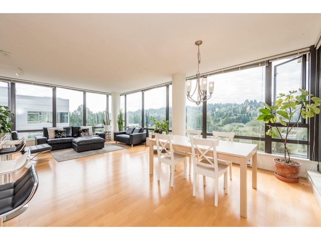 Condo Apartment at 1102 400 CAPILANO ROAD, Unit 1102, Port Moody, British Columbia. Image 6