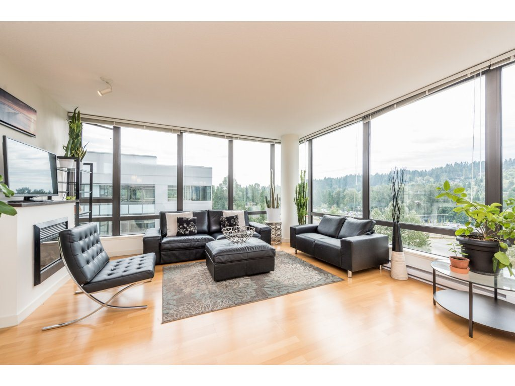 Condo Apartment at 1102 400 CAPILANO ROAD, Unit 1102, Port Moody, British Columbia. Image 8