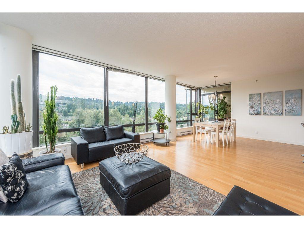 Condo Apartment at 1102 400 CAPILANO ROAD, Unit 1102, Port Moody, British Columbia. Image 9