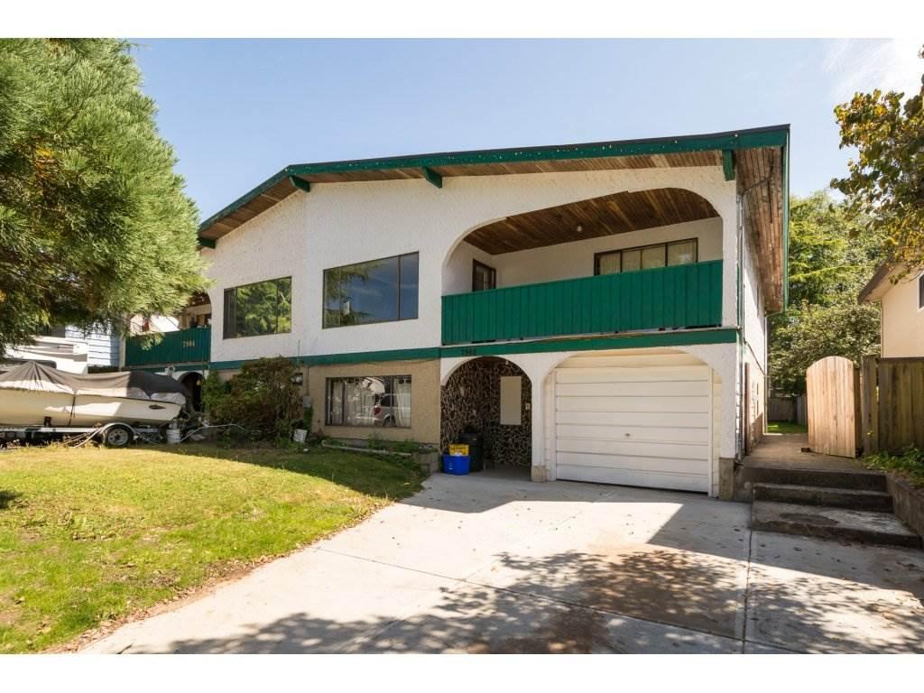 Half-duplex at 7902 115A STREET, N. Delta, British Columbia. Image 1