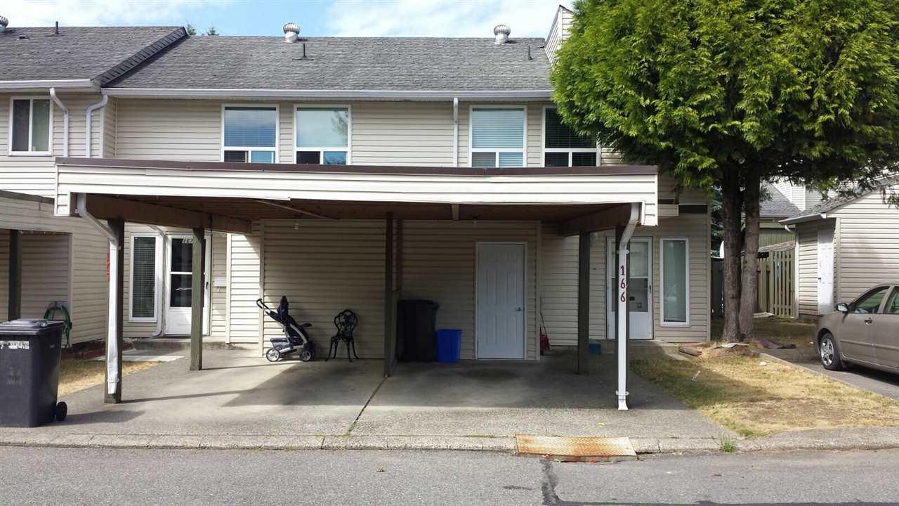 Townhouse at 166 32550 MACLURE ROAD, Unit 166, Abbotsford, British Columbia. Image 1