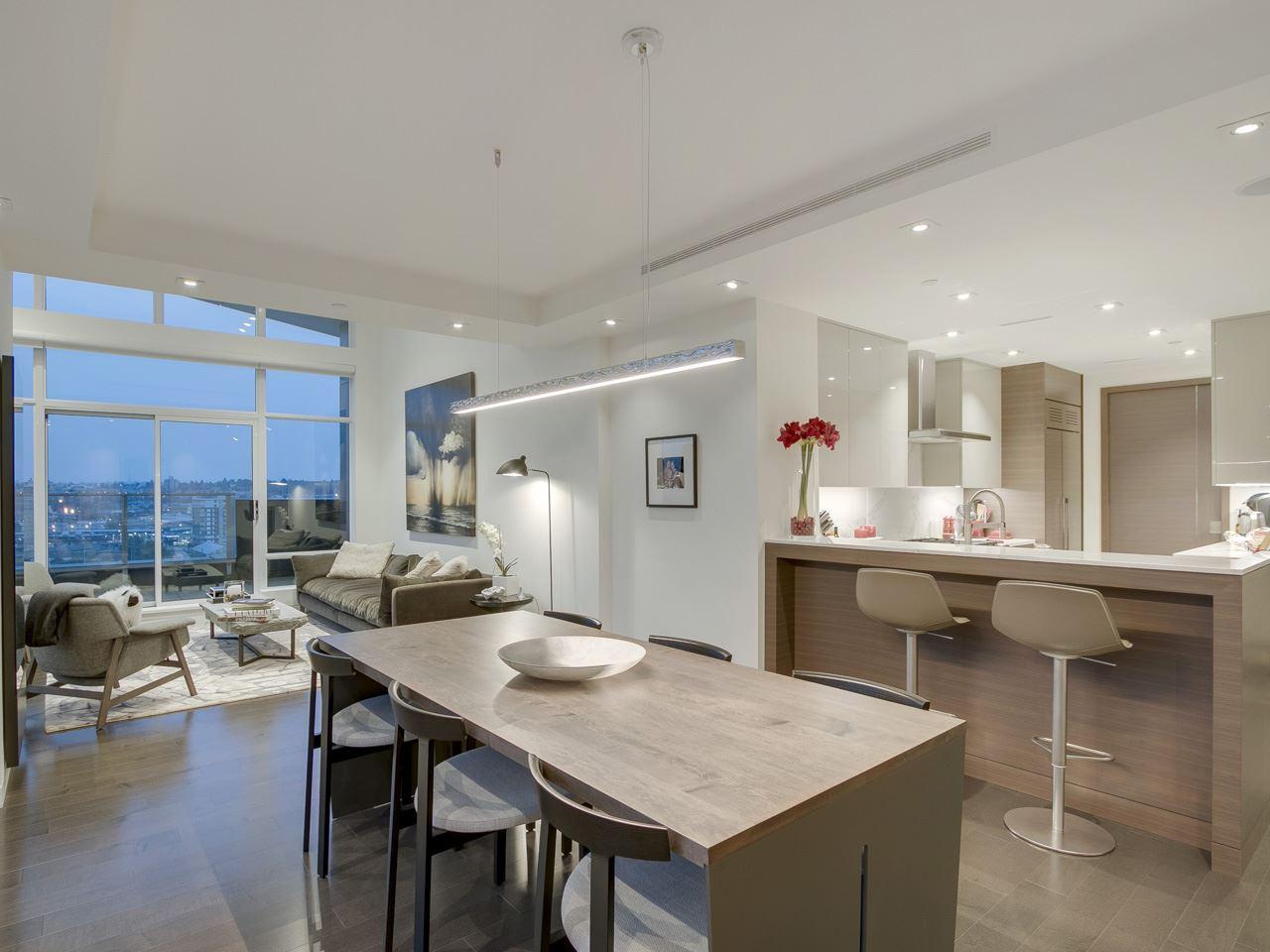 Condo Apartment at PH3 980 COOPERAGE WAY, Unit PH3, Vancouver West, British Columbia. Image 7