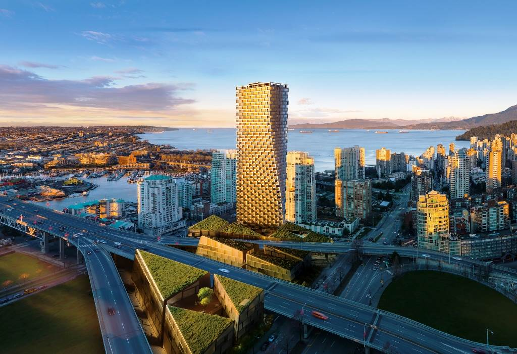 Condo Apartment at 1502 1480 HOWE STREET, Unit 1502, Vancouver West, British Columbia. Image 1