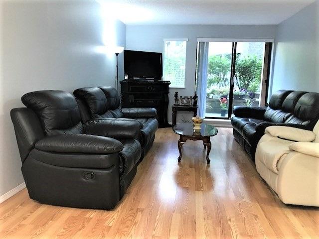 Condo Apartment at 103 9890 MANCHESTER DRIVE, Unit 103, Burnaby North, British Columbia. Image 1