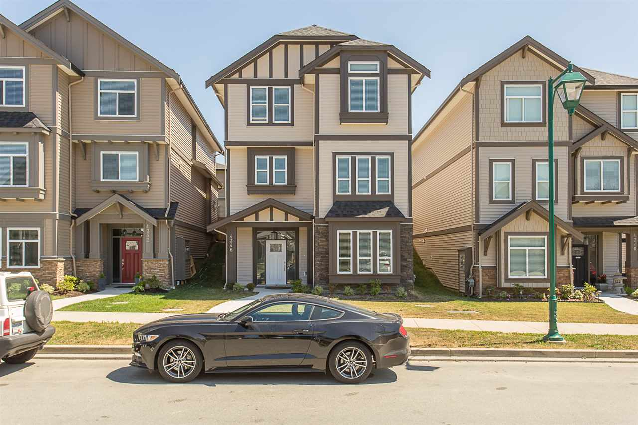 Detached at 4346 N AUGUSTON PARKWAY, Abbotsford, British Columbia. Image 1
