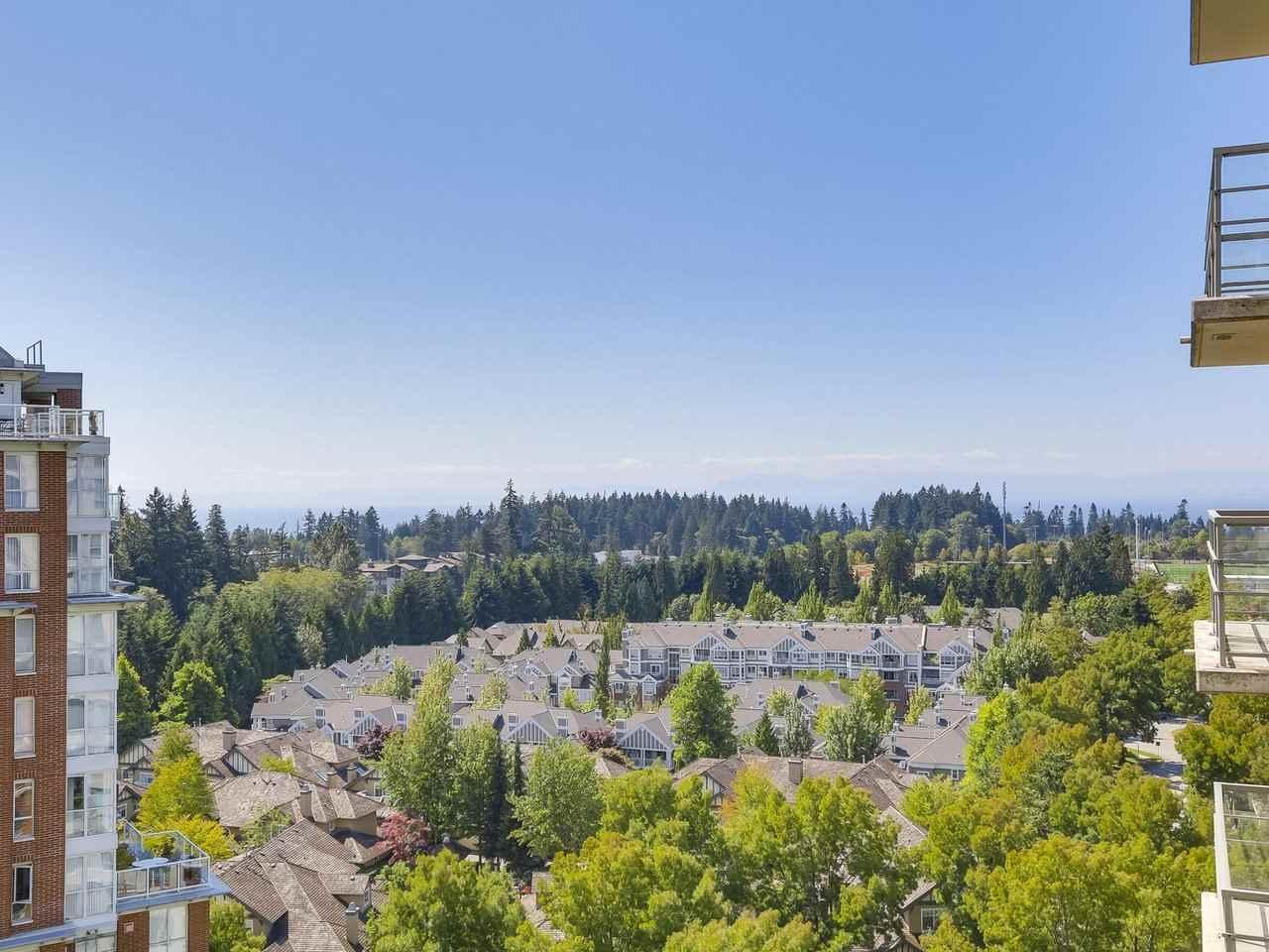 Condo Apartment at 1406 5639 HAMPTON PLACE, Unit 1406, Vancouver West, British Columbia. Image 1