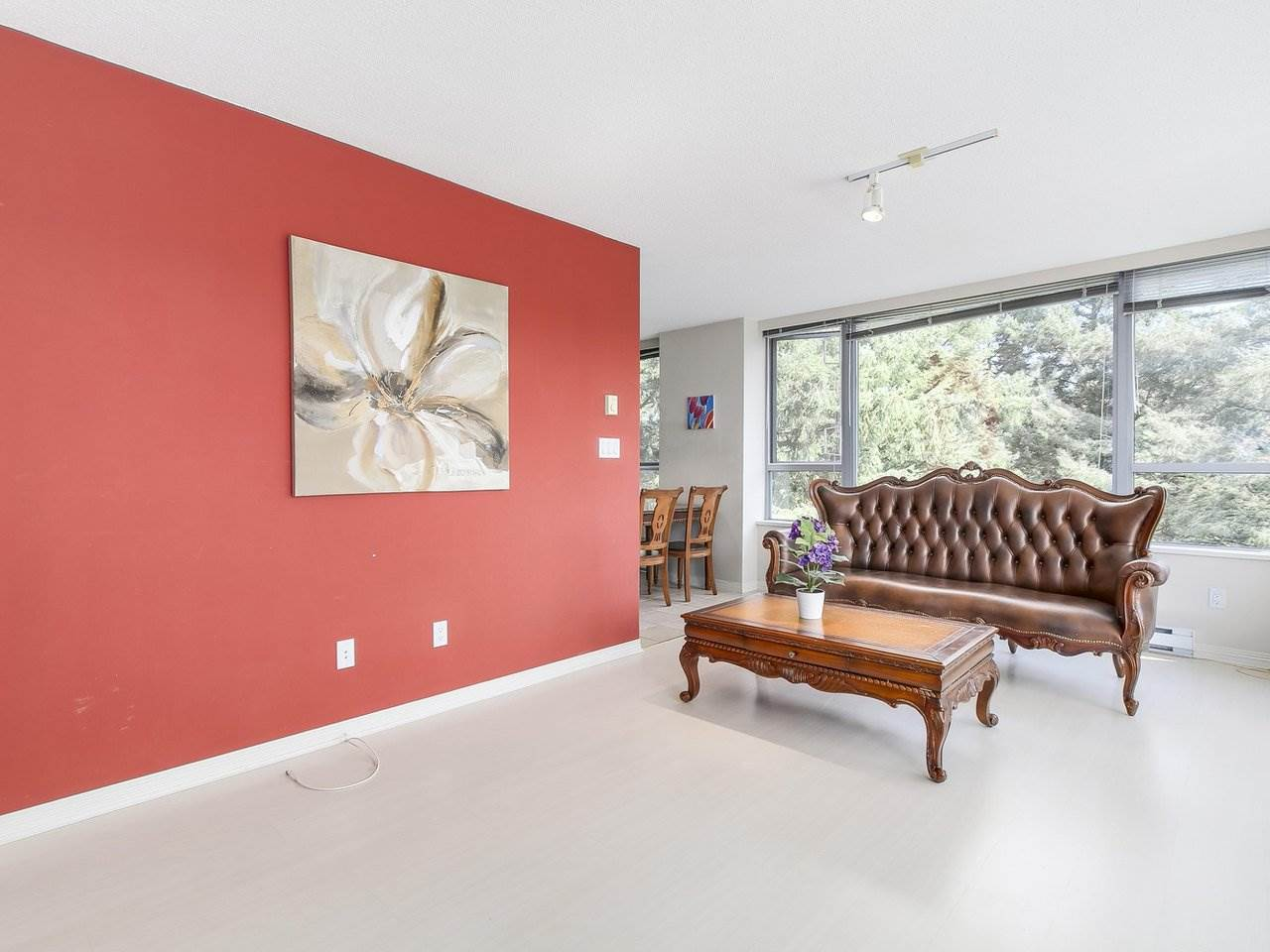 Condo Apartment at 1406 5639 HAMPTON PLACE, Unit 1406, Vancouver West, British Columbia. Image 5