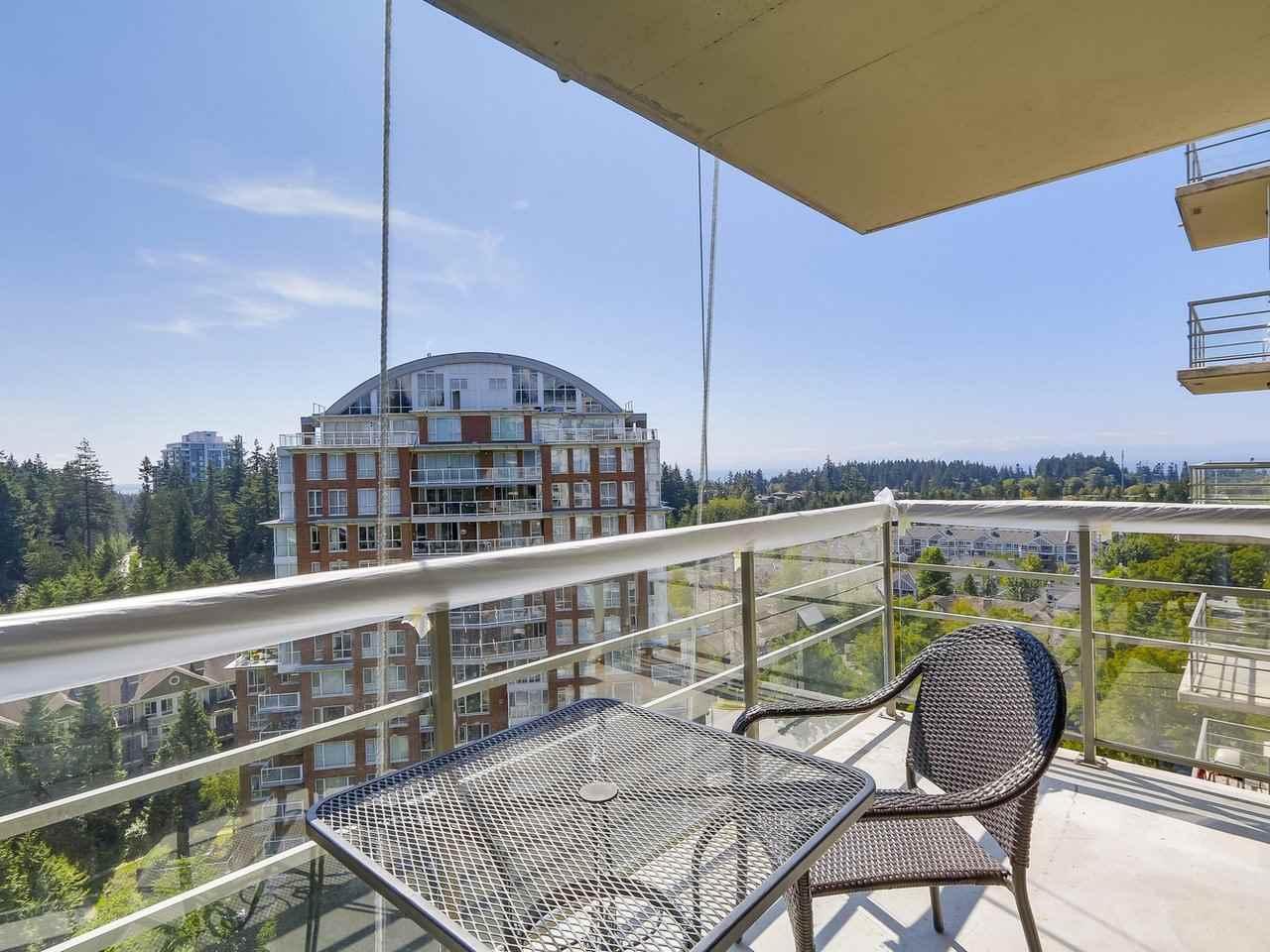 Condo Apartment at 1406 5639 HAMPTON PLACE, Unit 1406, Vancouver West, British Columbia. Image 7