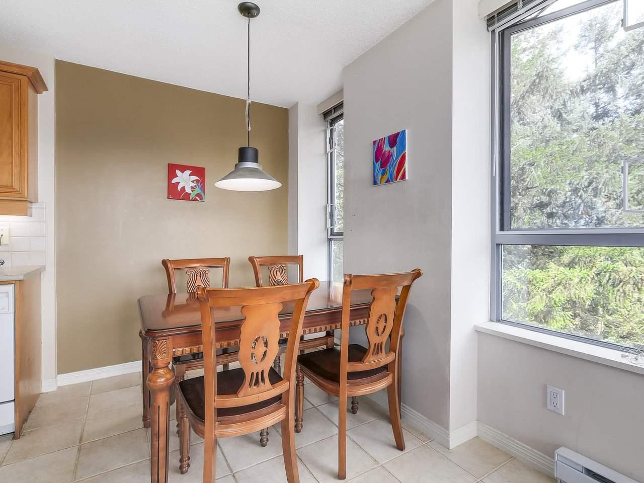 Condo Apartment at 1406 5639 HAMPTON PLACE, Unit 1406, Vancouver West, British Columbia. Image 10