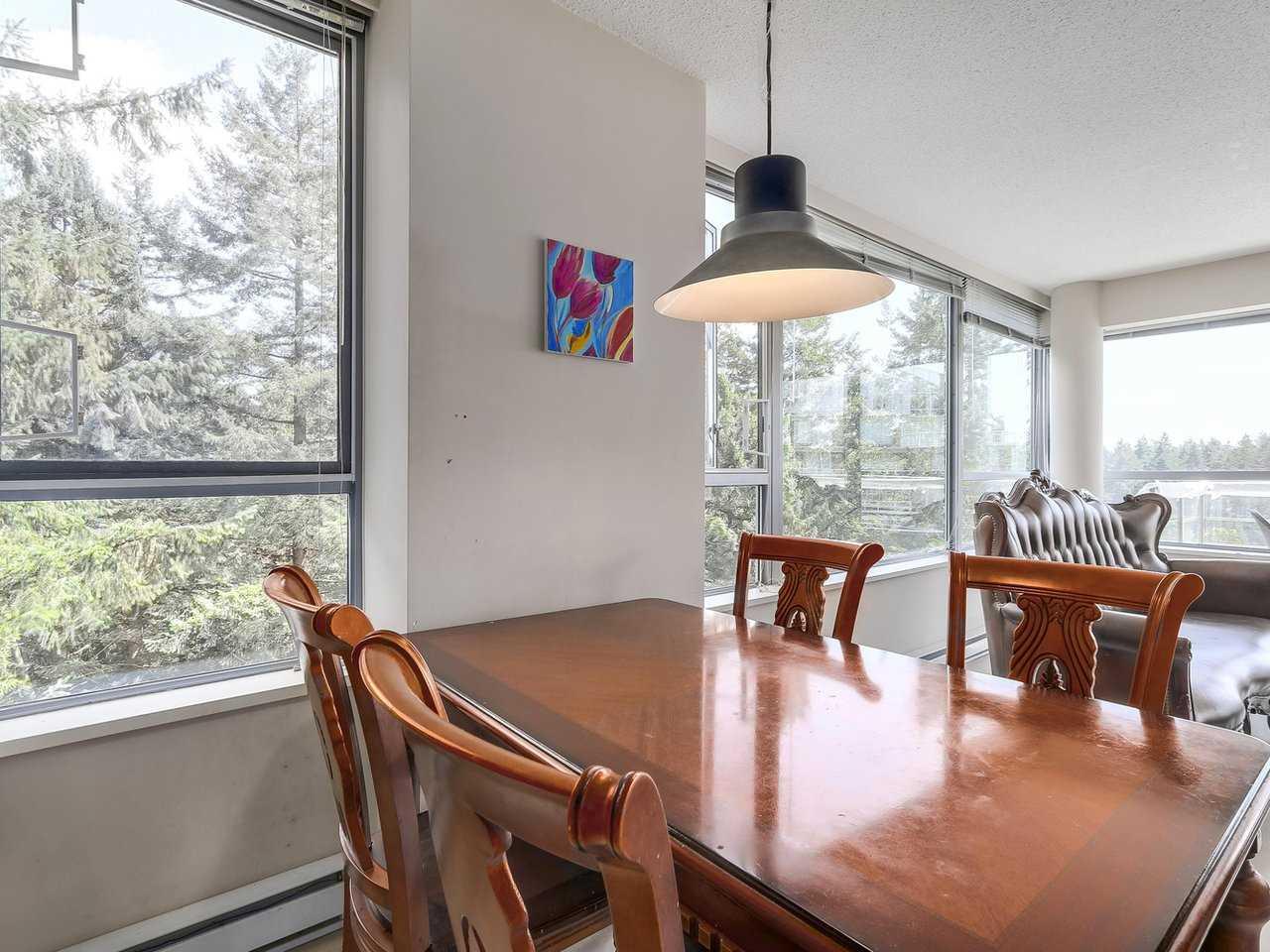 Condo Apartment at 1406 5639 HAMPTON PLACE, Unit 1406, Vancouver West, British Columbia. Image 11