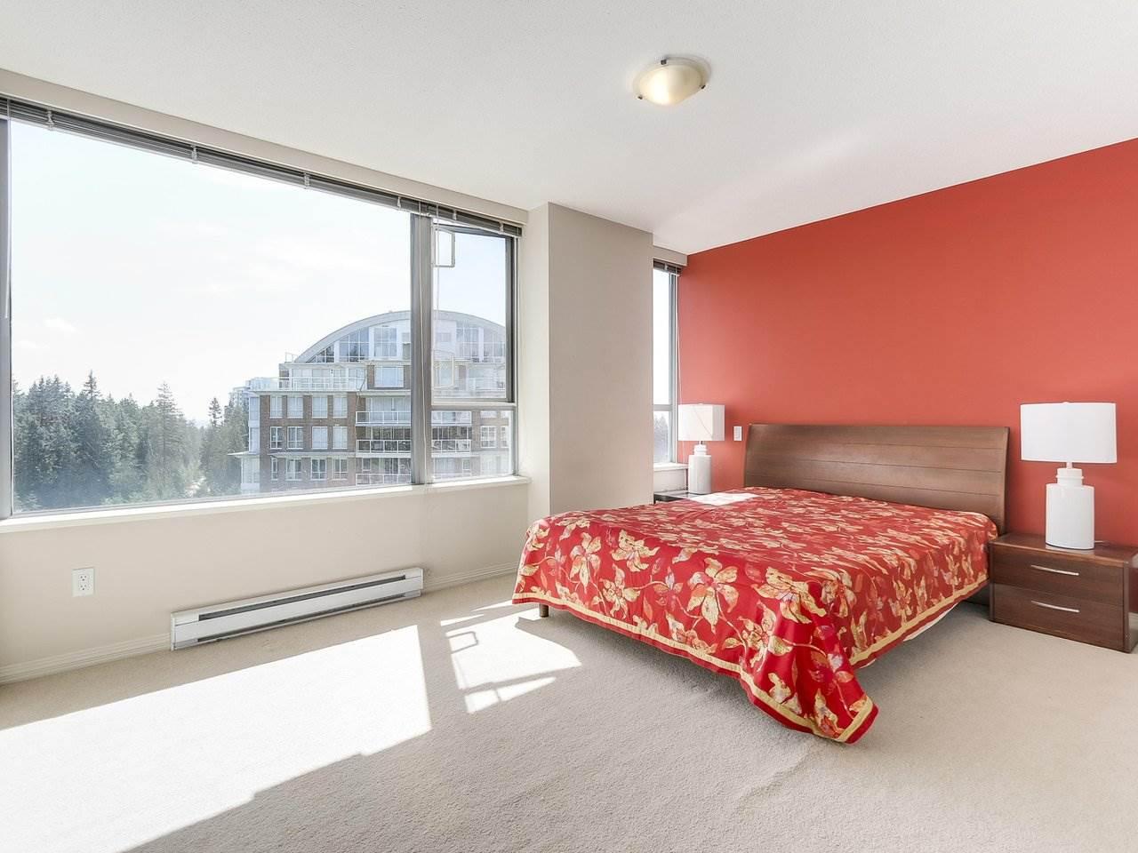 Condo Apartment at 1406 5639 HAMPTON PLACE, Unit 1406, Vancouver West, British Columbia. Image 12