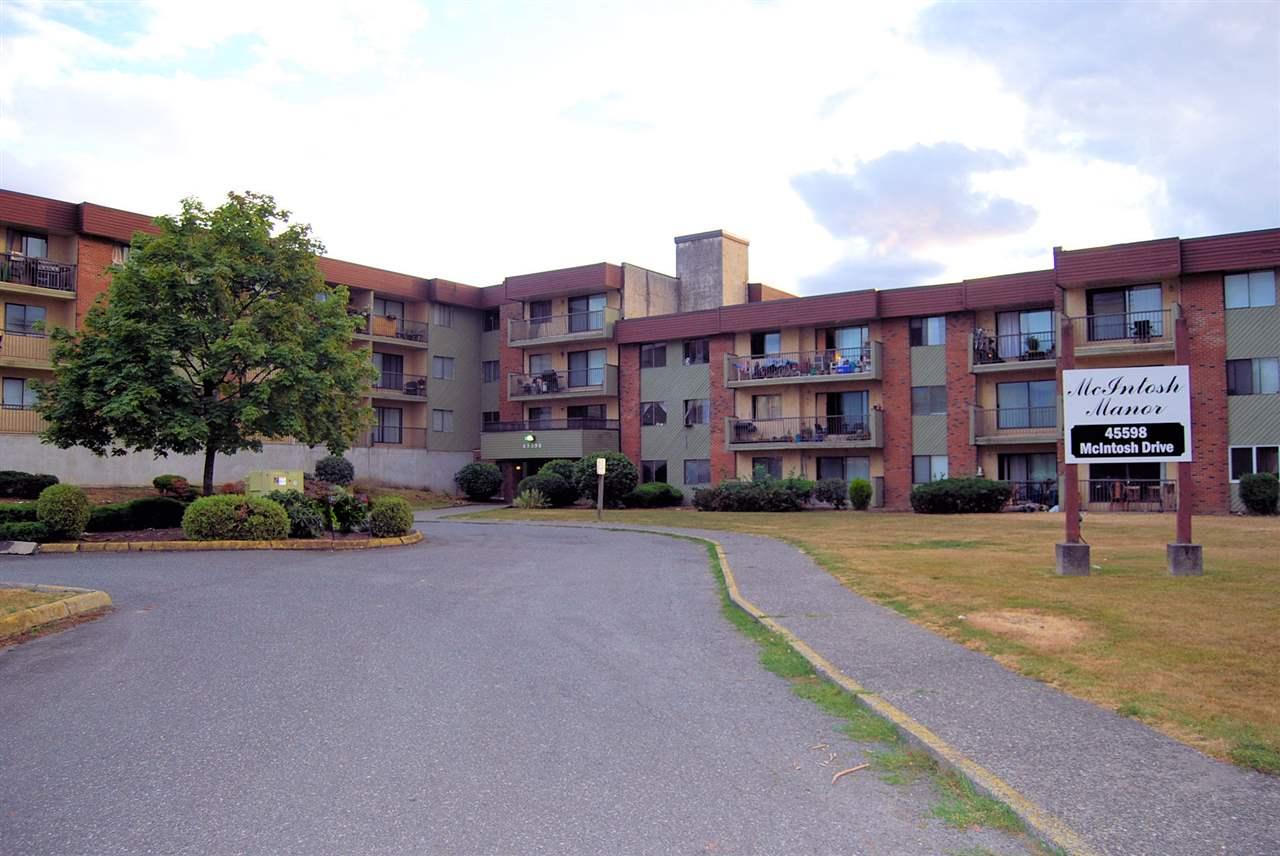 Condo Apartment at 207 45598 MCINTOSH DRIVE, Unit 207, Chilliwack, British Columbia. Image 1