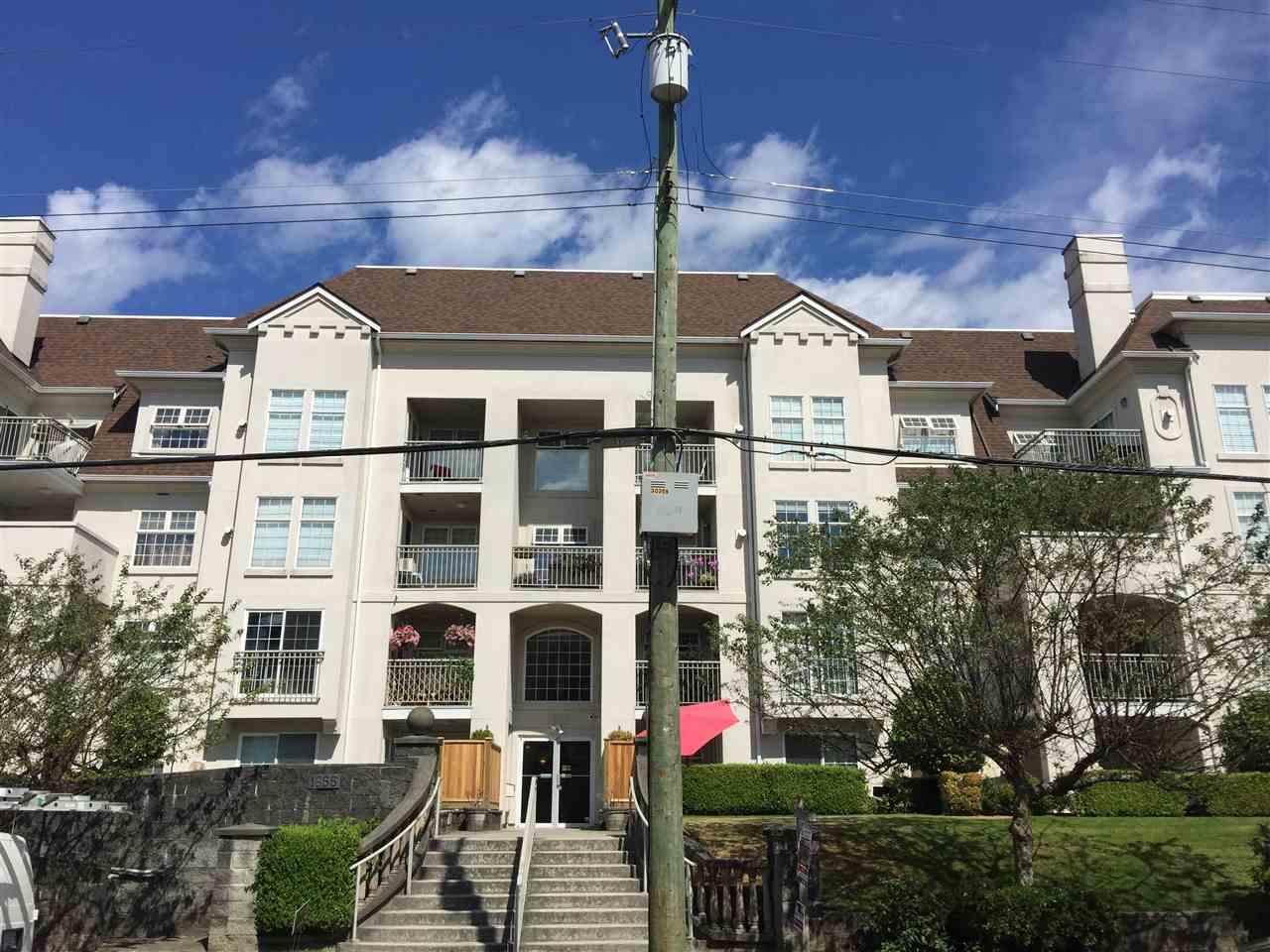 Condo Apartment at 106 1655 GRANT AVENUE, Unit 106, Port Coquitlam, British Columbia. Image 1