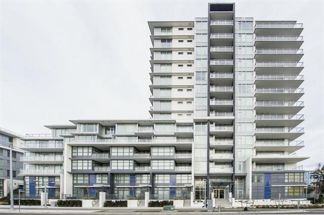 Condo Apartment at 1107 8677 CAPSTAN WAY, Unit 1107, Richmond, British Columbia. Image 1
